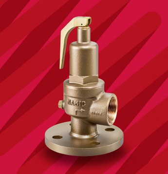 Fig 500F High Lift Safety Valve