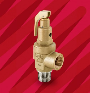 Fig 500SS High Lift Safety Valve