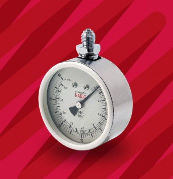 Fig 363 Low Range Pressure Gauge