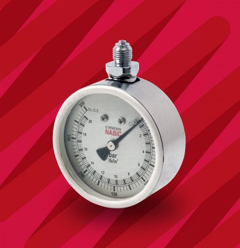 Fig 364 High Range Pressure Gauge