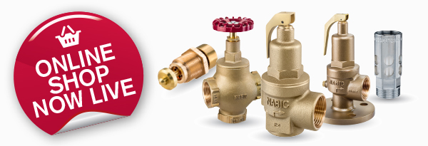 NABIC - Safety and Pressure Relief Valves