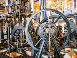 Protecting Irreplaceable Steam Engines in Thinktank Museum